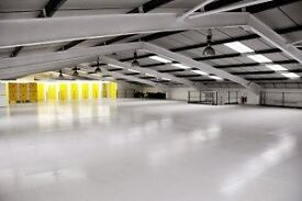 1200 sq ft warehouse storage space