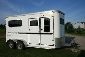 Wanted Sundowner Horse Trailer