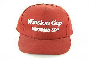 Vintage NASCAR Hat f2fa1cef310