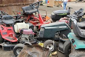Scrap metals and machinery recycling
