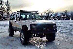 Looking to trade 96 jeep Cherokee