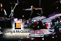Drum Lessons at Long & McQuade Woodstock