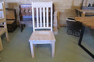 Mennonite made Yukon Slat Back Chairs