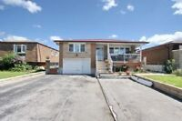 Mississauga Renovated 6 Bedroom Home W/2 Basement Apartments**
