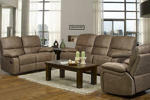 2PC T1133 RECLINING SOFA AND CHAIR $1,599.00 SAVE $600