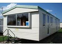 Static Caravan Nr Clacton-On-Sea Essex 3 Bedrooms 8 Berth Atlas Sahara 2006