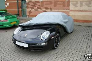 Custom Fit Car Waterproof Cover for Porsche 911 with Whaletail