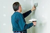 MEN WITH 32 YEARS EXP IN PLASTER AND DRYWALL