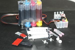 Continuous Ink Supply System for Epson WorkForce 520 5Color T125