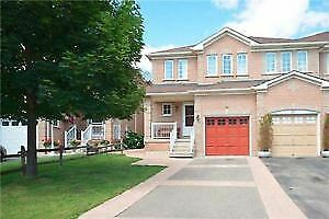 3 Bed Semi-detached for rent in Brampton $ 1800 (Call or text)