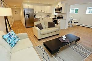 """BURQUITLAM AREA (New West/Burnaby/Coquitlam) """"Fully Furnished"""""""