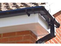 Gutter & facias installed or repaired