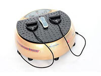BSlimmer vibration plate, hardly used, with remote