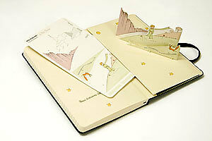 LE PETIT PRINCE 2011 LIMITED EDITION MOLESKINE NOTEBOOKS West Island Greater Montréal image 5