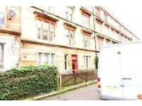 Traditional 2 bedroom 1st floor tenement flat to let in the heart of Dennistoun, Avail Now