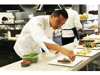 CDP's for fine dining restaurants - Various London locations