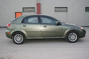 2004 Chevrolet Optra Hatchback