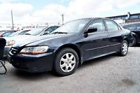 2002 HONDA ACCORD **$2500 AS IS**