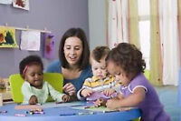 Childcare Provider Required