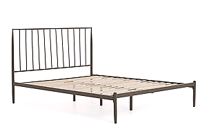 NEW IN BOX UNICA QUEEN SIZE BED FRAME ONLY