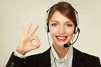 TELEMARKETERS WANTED FT/PT $12-$14/hr + Bonuses
