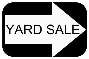 Crafters Delight!!!!! YARD SALE SAT SEPT 23
