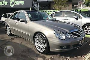 2008 E280 MERCEDES BENZ SALOON Coorparoo Brisbane South East Preview
