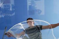 Laveur de vitres - Parfait pour étudiants!