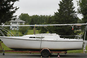 MacGregor Venture 21 Sailboat with Trailer and Accessories