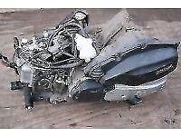 Honda pcx 125cc engine
