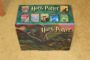 """"""" HARRY POTTER """" BOOKS : THE COMPLETE SERIE !!!"""