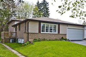 5+2 Detached house at sheppard/don mills for lease