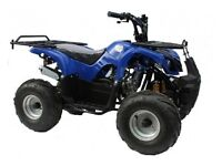 New 125cc Condor off road Quad Bikes with reverse free uk delivery