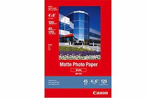 Canon Papier Photo Mat 50 feuilles 8.5 x 11 MP-101