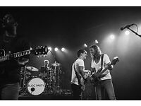 1-6 Bloc Party STANDING Tickets SATURDAY London Roundhouse 11th February General admission