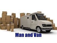 Man with van 25£ph
