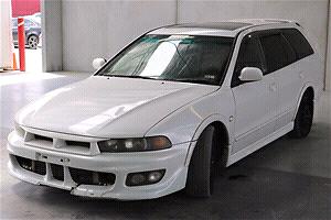 1999 Mitsubishi legnum series 2 Dallas Hume Area Preview