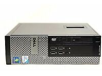 DELL Optiplex 790 Intel Core i7 2nd Gen 16 GB Ram 500 GB HDD Window 7 DVD DPort