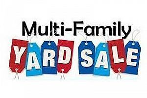 Garage Sales - Multi Families in Lincoln Heights