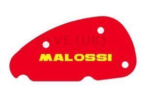 APRILIA SR 50 DITECH 2001>2003 MALOSSI RED SPONGE AIR FILTER