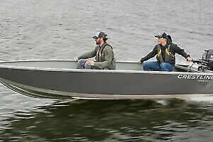 Aluminum Boat With Motor Wanted