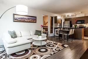 Beautiful Modern Clean Condo @ The Hudson