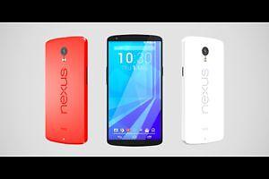 Nexus 6 Konzept