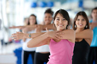 Personal Trainers,Yoga, Pilates, Zumba Tai Chi & Other Fitness