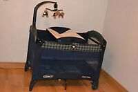 Graco Pack N Play Portable Playpen +Bassinette/Changetable/Mobil