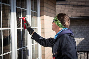 Worklad Window cleaning and More!