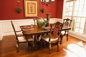 Reupholstery / Recover for Dining room & Kitchen Chairs
