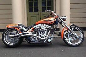 Arlen Ness Lowliner Collectors/Custom Motorcycle