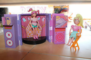 polly pocket hair studio and dance studio