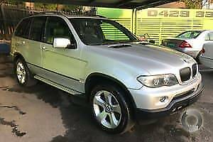 2005 BMW X5 Coorparoo Brisbane South East Preview